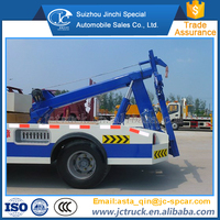 Quality Dongfeng recovery rotator vehicles manufacturing company