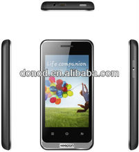 4.0 inch dual sim TV wifi android mobile phone - Keepon