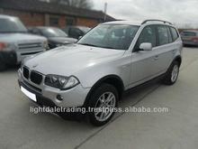 2007 BMW X3 2.0 SE Diesel Manual