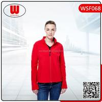 Fashion red jackets women wear