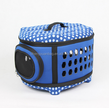 new style foldable pet carrier tote bag/case