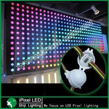 30mm led pixel dot light video wall