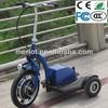 working of 3 wheel electric mini moto pocket bike