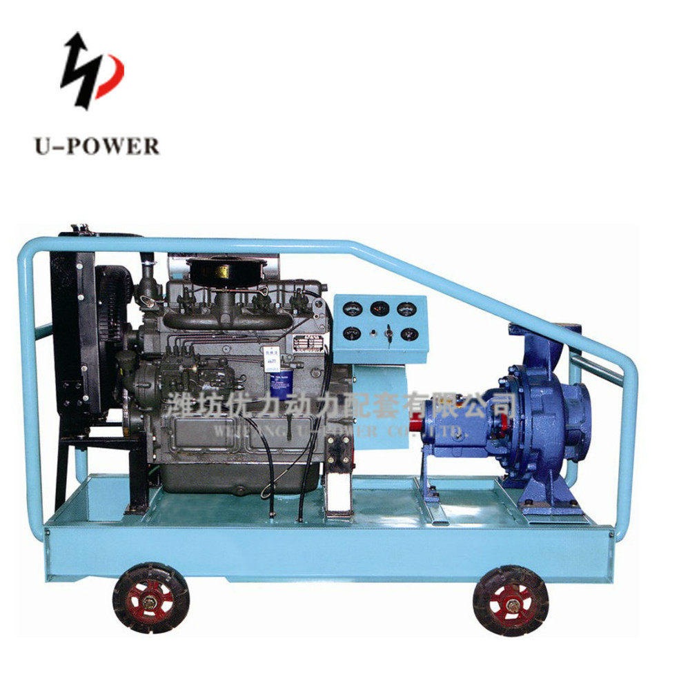 Irrigation pump diesel powered irrigation pump for Diesel irrigation motors for sale