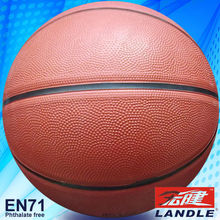 Good quality rubber basketball custom mini #1 indoor basketball
