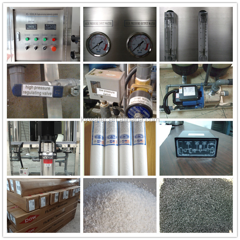 water filter plant machine price in india