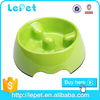 Christmas sales low price slow eating dog bowls pet feeder pet food bowls