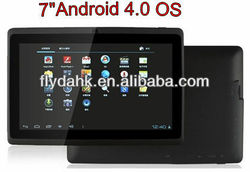 "7"" Android 4.0 BOXCHIP A13 tablet pc MID 783A"