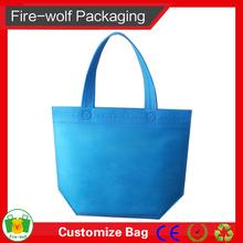 Fire Wolf Bag Exhibition Popular PP Non-Woven Bag Customize