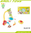 Móbile Zoológico com Controlo Remoto Brinquedos Do Bebê