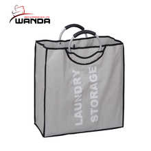 high quality home pretty fabric laundry bag