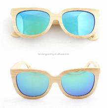 Wooden Bamboo Custom Sunglasses