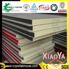 fireproof grade B phenolic resin color steel sandwich panel