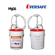 Eversafe free puncture tyre sealant for trucks