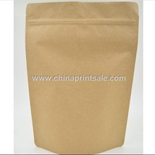 The Cheapest price paper zip lock bag for food wholesale Hot seller