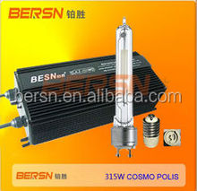 Hot sale BERSN Philips 315w 100v T9 3100k PGZ18 Clear MasterColor CDM-T Elite HID Ballasts