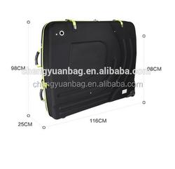 Wholesale Big size eva hard bike carrier bags