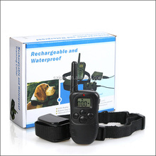Pet training product Remote training collar with Rechargeable and Waterproof PD03