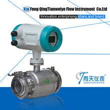 hygienic flowmeters for food industry