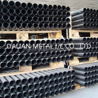 ductile iron black iron pipe specifications low price good quality