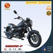 Custom Wholesale Cheap Steel Chopper Bike SD200-F