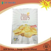 Heat seal plastic Cooked food bag