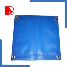 2015 HOT SALE Factory Price Pvc Coated Fabric Blue Tarpaulin Flexible Plastic Sheet
