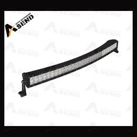 120w led light bar flood/spot curved led work bar for truck jeep RV SUV ATV 4X4 offroad