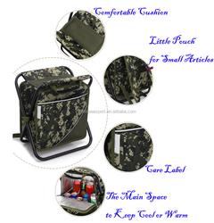 The Latest design multi-funcitonal foldable cooler bag