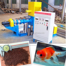 Carp Factory Directly Supply Fish Feed Extruder