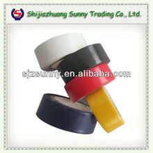 Rubber Adhesive Pvc Tape Shiny Film UL Approved