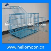 Wholesale Cheap High Quality Wire Folding Pet Crate Dog Cage
