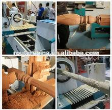 Torno cnc de madera para la venta/de madera del cnc de la máquina para la madera/de madera del cnc maquinaria de trabajo
