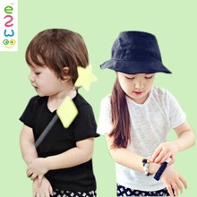 Short Sleeve Summer 2015 Popular Skin Friendly Kids Clothes Children Girl T Shirt