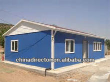 prefabricated steel structure mobile house and mobile building and mobile construction