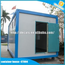 mobile home box container house