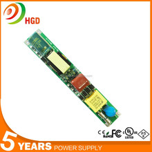 Professional manufacturer ac power supply 12W 22W 30W 40W led tube driver
