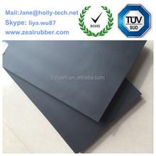 Retardant CR rubber foam/ high tearing strength rubber