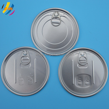 99mm aluminum easy open end 401 dry food easy open can lid