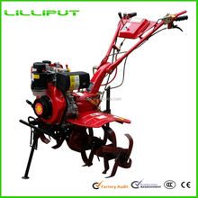 Hot Sale Powerful Long Handle Manual Garden Farm Machine For Paddy Cultivation