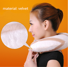 wholesale airplane neck relax U shape pillow