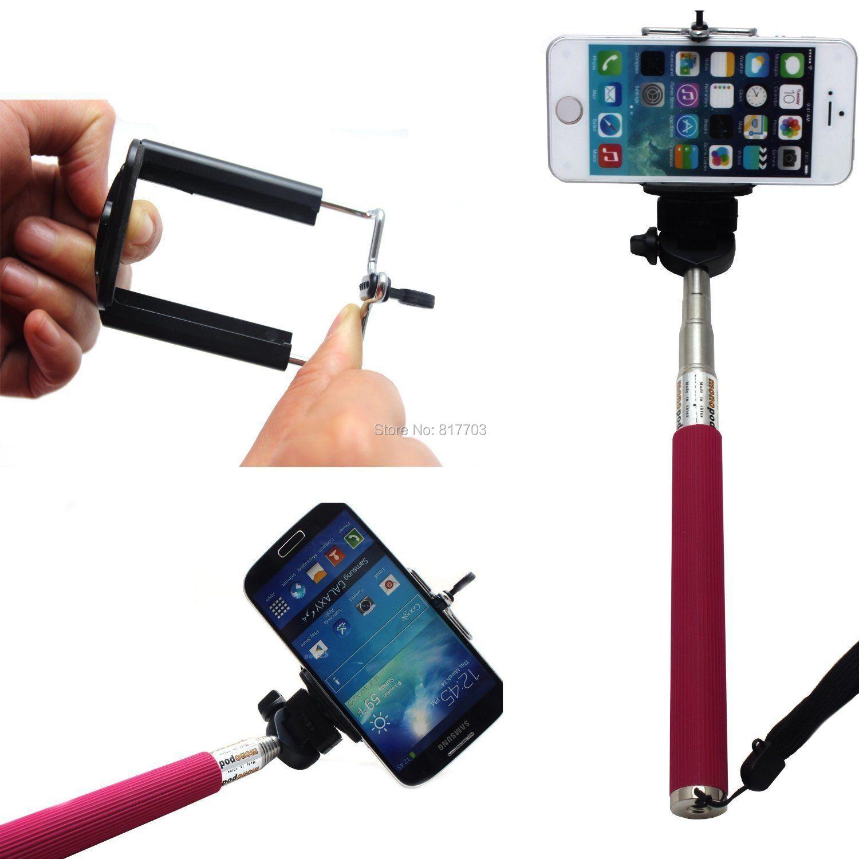 Как подключить Bluetooth селфи-палку к телефону? Блог WazzA