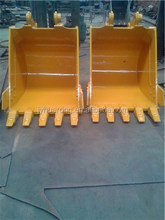 New design Mini Excavator bucket SK100 for Kobelco Excavator