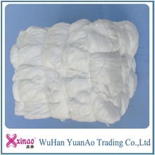 polyester yarn count 60s/ 2 spun in 100% polyester hank yarn ,virgin ,bright