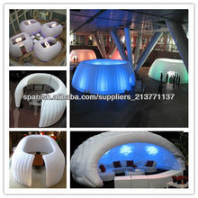 2013 outdoor advertising event inflatable dome for trade show