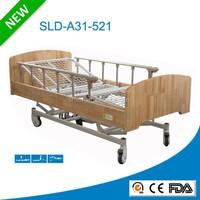 Wood Electric Hospital Used Wood Nursing Home Beds