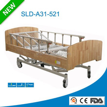 Wood Electric Hospital Used Wood Nursing Home Beds