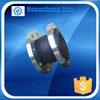 flange type axial pipe bellow compensator/expansion joint rubber bellows pn10