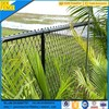 Waterproof PVC Coated Chain Link Fence Fabric