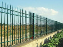 wrought iron field fence